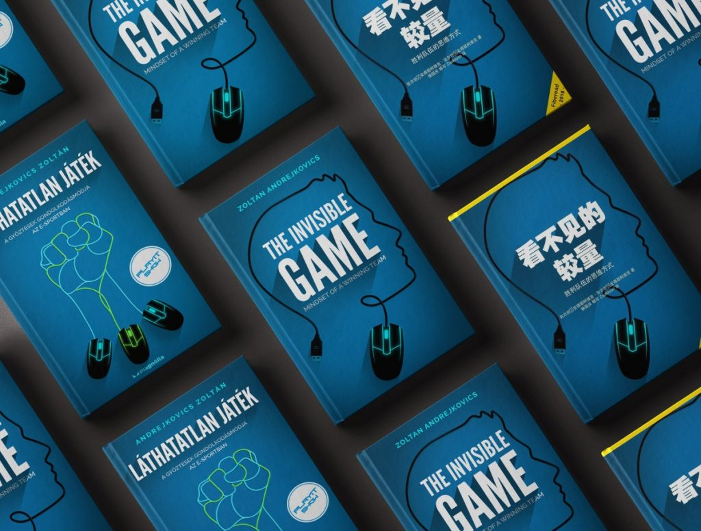 The Invisible Game Versions web
