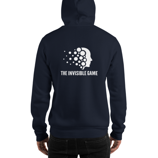 The Invisible Game Hoody